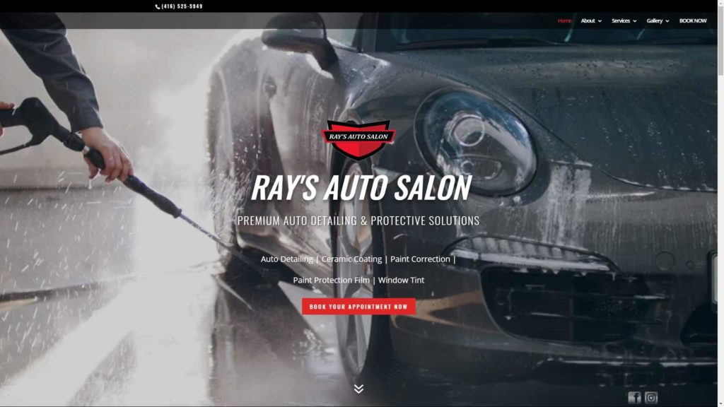Ray's Auto Featured Image
